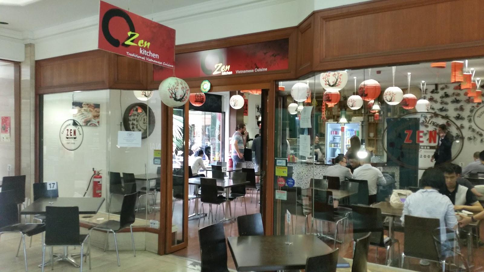 Zen Kitchen Quoc Vu Pham Adelaide Sa Zen Kitchen